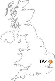 map showing location of IP7